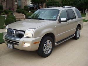 Picture Of 2007 Mercury Mountaineer Premier 4 0l  Exterior