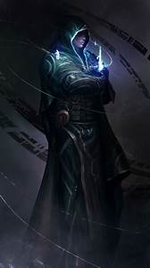 Jace Beleren, the architect of glowing blue stuff by ...