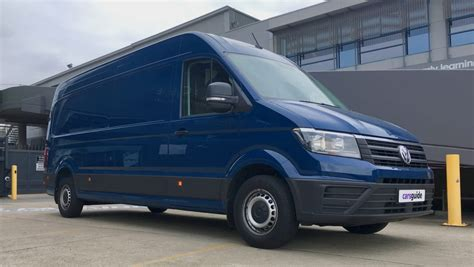 Volkswagen Crafter 2019 by Volkswagen Crafter 2019 Review Tdi410 Lwb High Roof