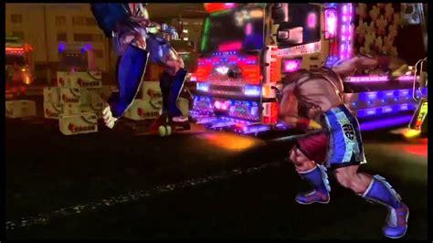 Street Fighter X Tekken Yoshimitsu And Steve Fox Gameplay