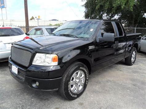 2007 Ford F-150 Stx 4dr Supercab Styleside 6.5 Ft. Sb In