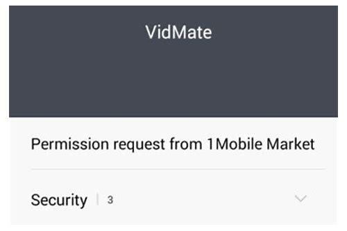 Vidmate Old Version Download