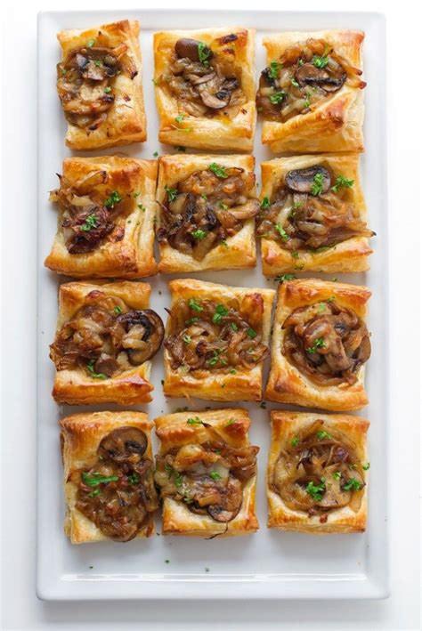 puff pastry canapes ideas best 25 thanksgiving appetizers ideas on