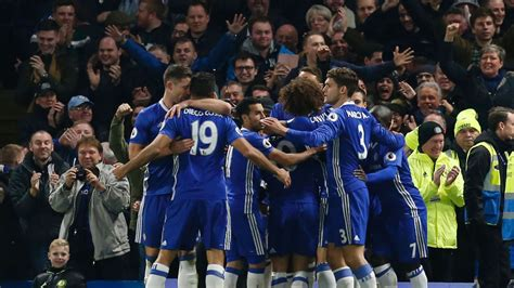 Chelsea top at New Year if they avoid Man City defeat ...