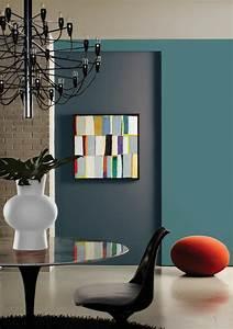 quelle peinture choisir pour l39interieur idees en 55 photos With quelle couleur dans les toilettes 9 papier peint pour couloir comment faire le bon choix