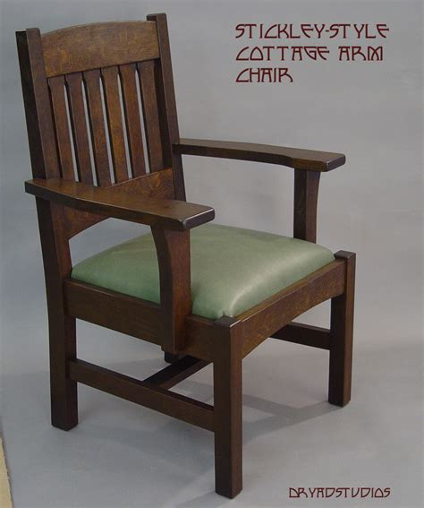 Cottage Chairs by Stickley Cottage Arm Chair By Dryadstudios On Deviantart