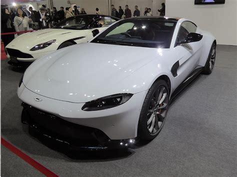 Aston Martin 2019 : Aston Martin V8 Vantage (2019)