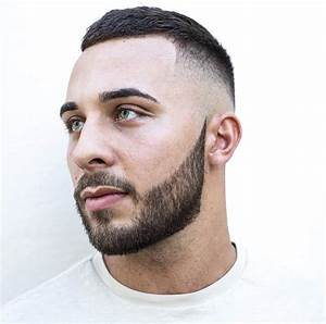 Cool Men's Hairstyles with Beards