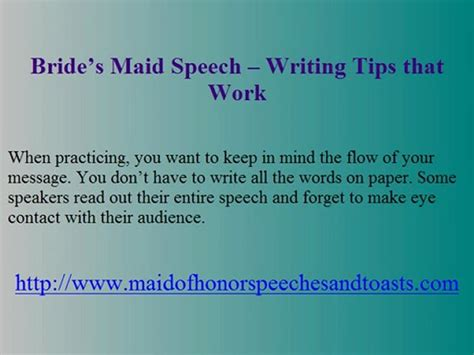 marriage advice quotes  maid  honor speech image