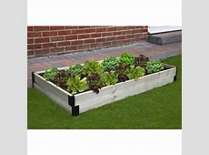 Bosmere Raised Garden Bed Connection KitN426 The Home Depot