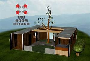 shipping container homes modern home exteriors With shipping container home designs gallery