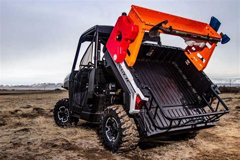 razorback offroad rear storage rack polaris ranger xp xp  utv canada