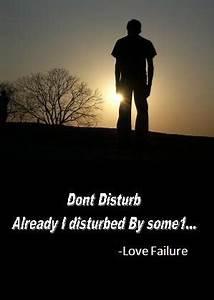 Love Failure Quotes – WeNeedFun