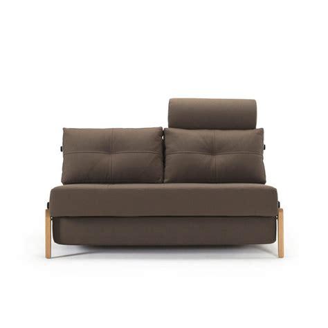 canapé lit compact canapé lit compact de luxe cubed wood 140 ou 160