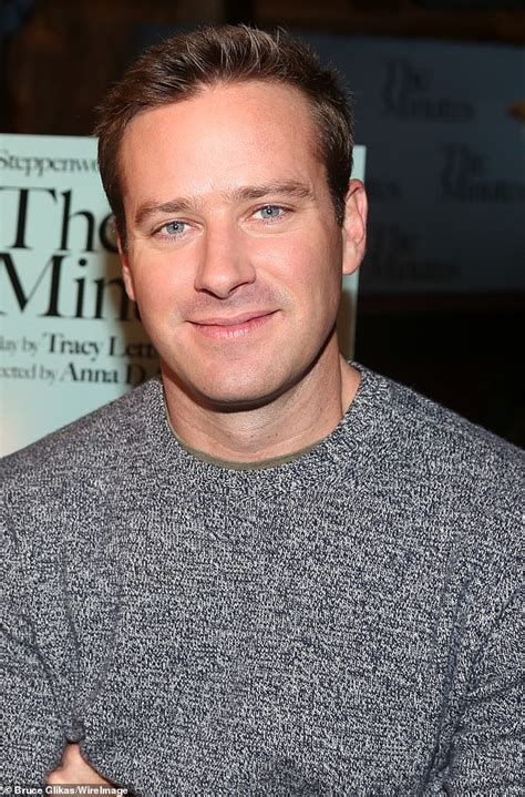 Armie Hammer says 'the vicious and spurious online attacks ...