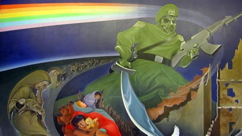 Denver Airport Conspiracy Murals by Denver Airport Conspiracy What S The Denver Airport