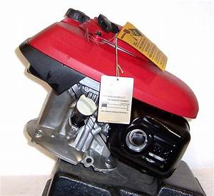 Honda Vertical Engine 5 5 Hp Ohc 25mm X 3 32  Gcv160