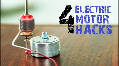How To Make Small Motor Boat At Home by 4 Creative Things From Electric Motors That You May Not