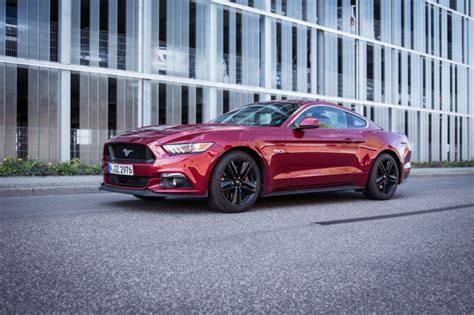 Ford Mustang Gt 5.0 2016