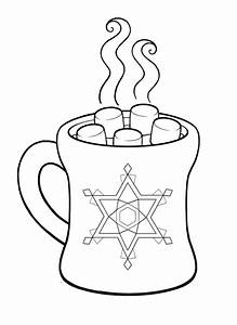 Pictures Hot Chocolate Cocoa Coloring Pages - Cocoa Day ...