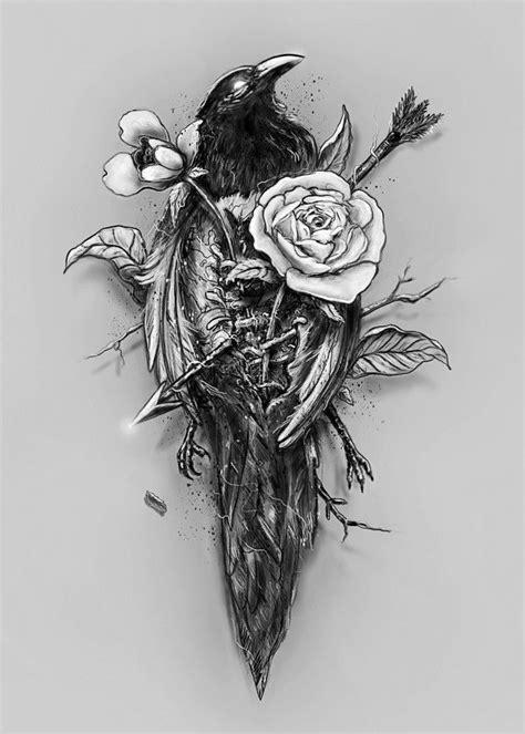 Premonition Nature Poster Print | metal posters | Tattoos