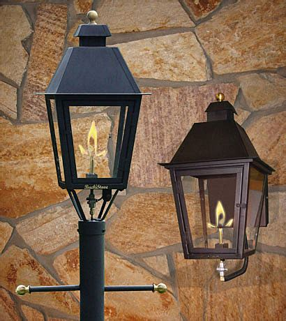 10 Benefits Of Gas Lamps Outdoor Lighting  Warisan Lighting