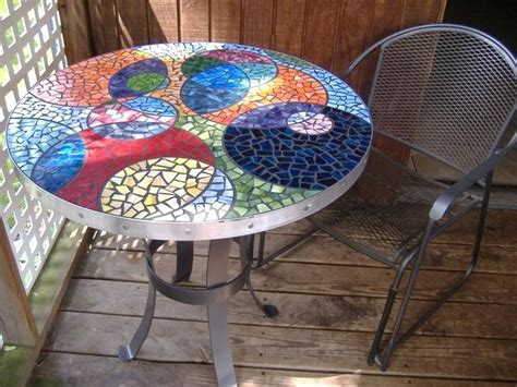 mosaic table top kit mosaic table top stained glass mosaic table top multi