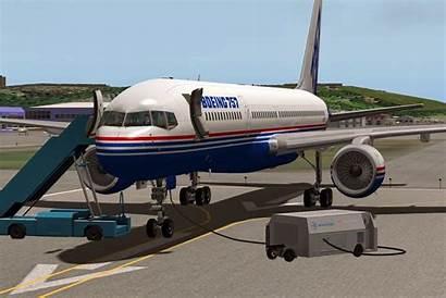 757 Boeing Plane Professional