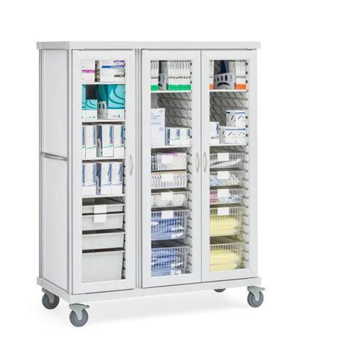 roam  arthroscopy cart hospital supply storage carts