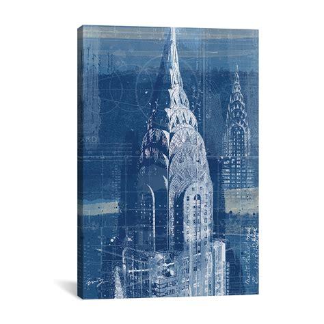 Chrysler Building Blueprint by Blueprint Chrysler Building Nyc Eric Yang 26 Quot W X 18
