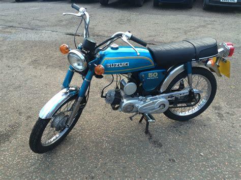 1976 suzuki ap50 70s moped