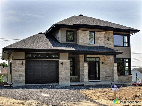 maison neuve vendu montchatel immobilier qu 233 bec