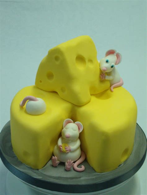 cheese  mice cake celebration cakes cakeology