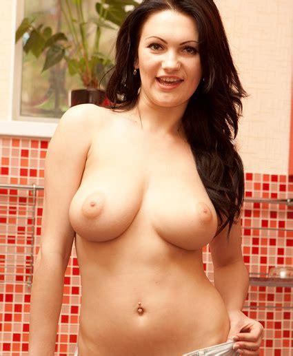 Julia russian Coed With big Natural tits tits University Titu
