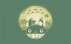 Desktop Wallpaper ~ My Neighbor Totoro | Movies ...