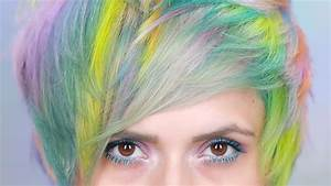 Holographic Hair Transformation - YouTube
