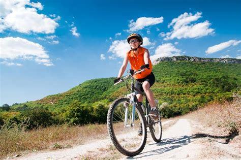 Fahrrad Fahren In Der Algarve