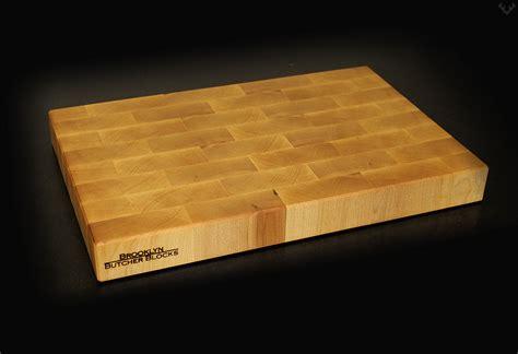 Brooklyn Butcher Block Cutting Board Lumberjac