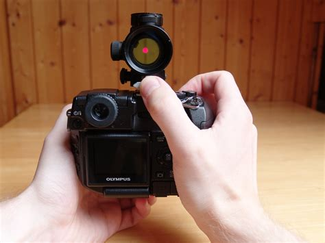 dot sight as viewfinder taking of fast m flickr