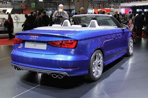 Rs3 Convertible by 2018 2019 Audi S3 Convertible Sports Car Cars News