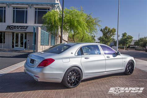 Luxury Rims For Maybach
