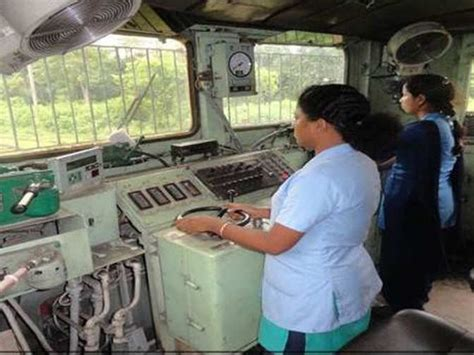 Eastern Railways Inducts Two Women Loco Drivers Ahead Of