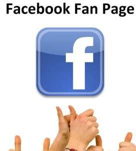 facebook fan page promotion advantages of a facebook fan page for brand promotion and