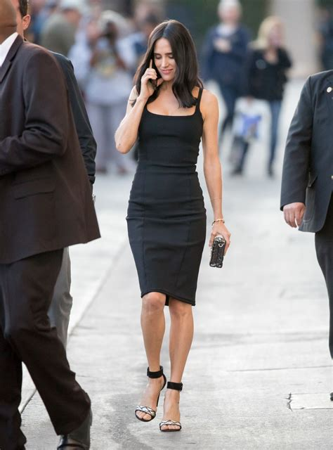 jennifer connelly street style jennifer connelly form fitting dress newest looks