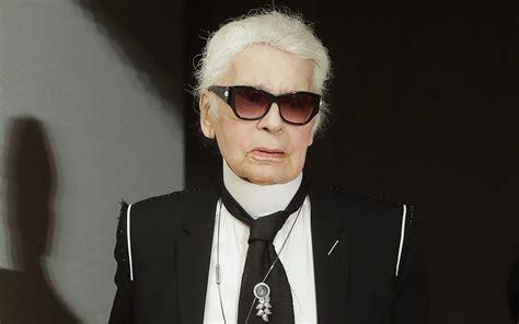 When fashionista Karl Lagerfeld helped fund a synagogue ...