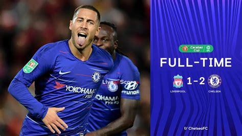 Chelsea Fc Carabao Cup