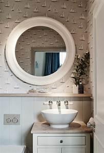 Miroir à Poser : la vasque ronde en 45 photos choisissez la v tre ~ Teatrodelosmanantiales.com Idées de Décoration