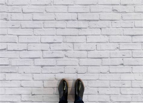 white brick floor vanille atrafloor