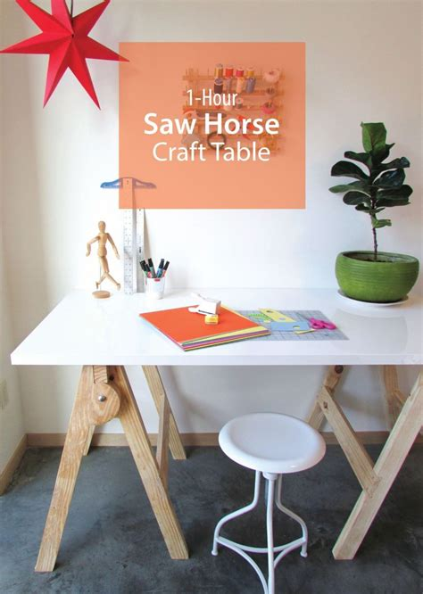 hour  horse craft table