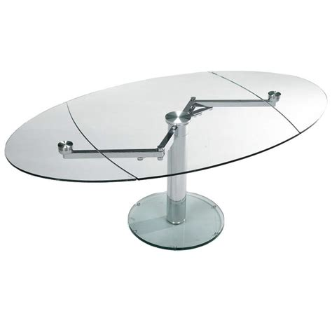 Glas Esstisch Oval by Dining Room Table Expandable Condo Mood Board